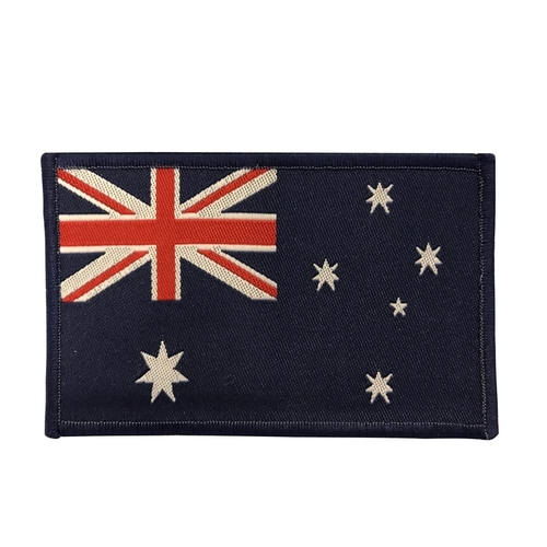 Fuji Australian Flag Patch
